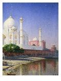 Taj Mahal Giclee Print by Vasili Vasilievich Vereshchagin