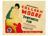 Synthetic Sin, 1928 Posters