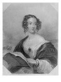 Emily Mary, Countess Cowper Giclee Print by John Hayter