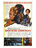 Doctor Zhivago, 1965 Posters