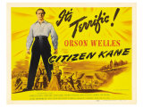 Citizen Kane, 1941 Giclee Print