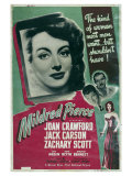 Mildred Pierce, 1945 Posters