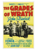 The Grapes of Wrath, 1940 Poster