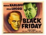 Black Friday, 1949 Giclee Print