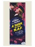 A Yank in the R.A.F., 1953 Art