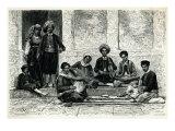 Jewish Concert, Tiemcen, Algeria, Giclee Print