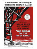 Bridge on the River Kwai, 1958 Premium Giclee Print