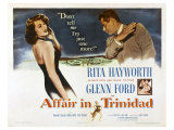 Affair in Trinidad, 1952 Posters