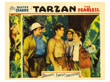 Tarzan the Fearless, 1933 Giclee Print