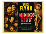 Dodge City, 1939 - Giclee Baskı