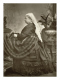 Victoria: Full Length Portrait Photograph Giclee Print by Stanislaus Walery