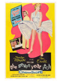 The Seven Year Itch, 1955 Giclee Print