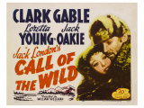 The Call of the Wild, 1935 Giclee Print