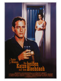 Cat On a Hot Tin Roof, German Movie Poster, 1958 Prints