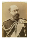 King Edward VII as Prince of Wales Giclee Print by Stanislaus Walery