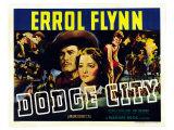 Dodge City, 1939 Print