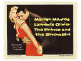 The Prince and the Showgirl, 1957 Posters