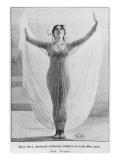 Mata Hari, C.1905 Giclee Print by Stanislaus Walery