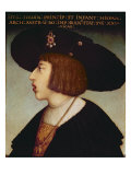Portrait of Ferdinand I, Holy Roman Emperor Giclee Print by Hans or Johan Maler