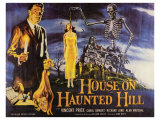 House On Haunted Hill, 1958 Prints