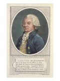 Jerome Petion de Villeneuve Giclee Print by Jean Baptiste Verite