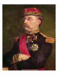 Portrait of General Louis Faidherbe Giclee Print by Marie Rignot-Dubaux