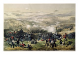 The Battle of Inkerman, 5th November 1854, 1855 Giclee Print by Andrew Maclure