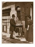 Street Doctor, 1876-77 Reproduction procédé giclée par John Thomson
