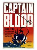 Captain Blood, 1935 Print