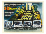 It Came from Outer Space, 1953 Posters