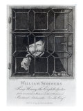 William Sommers, Engraved by R. Clamp, 1794 Giclee Print by S. Harding