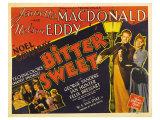 Bitter Sweet, 1940 Prints