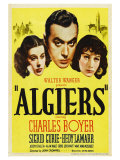Algiers, 1938 Posters