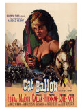 Cat Ballou, 1965 Posters
