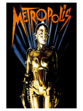 Metropolis, 1926 Affiches