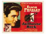 Jailhouse Rock, 1957 Print