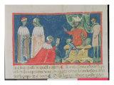 Emperor Frederick Barbarossa, Giclee Print