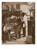 The Street Locksmith, from 'Street Life in London', 1877-78 Giclee Print by John Thomson