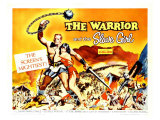 The Warrior and the Slave Girl, 1959 Giclee Print