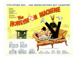The Honeymoon Machine, 1961 Giclee Print