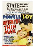 After the Thin Man, 1936 Art