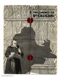 The Cabinet of Dr. Caligari, 1919 Premium Giclee Print