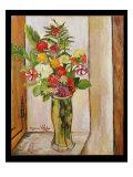 Flowers, 1929 Giclée-Druck von Marie Clementine Valadon