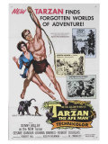Tarzan The Ape Man, 1932 Posters