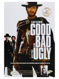 The Good, The Bad and The Ugly, 1966 Reproduction giclée Premium
