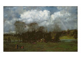 Early Spring, c.1868 Giclee Print by Hans Thoma