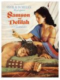 Samson & Delilah, 1949 Prints