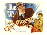 The Clay Pigeon, 1949 Posters