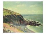 Lady's Cove, Langland Bay, England, 1897 Giclee Print by Alfred Sisley