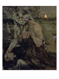 Pan, 1899 Reproduction proc&#233;d&#233; gicl&#233;e par Mikhail Aleksandrovich Vrubel
